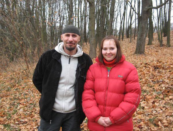 Влад Невский и Маша Ассорова, фото